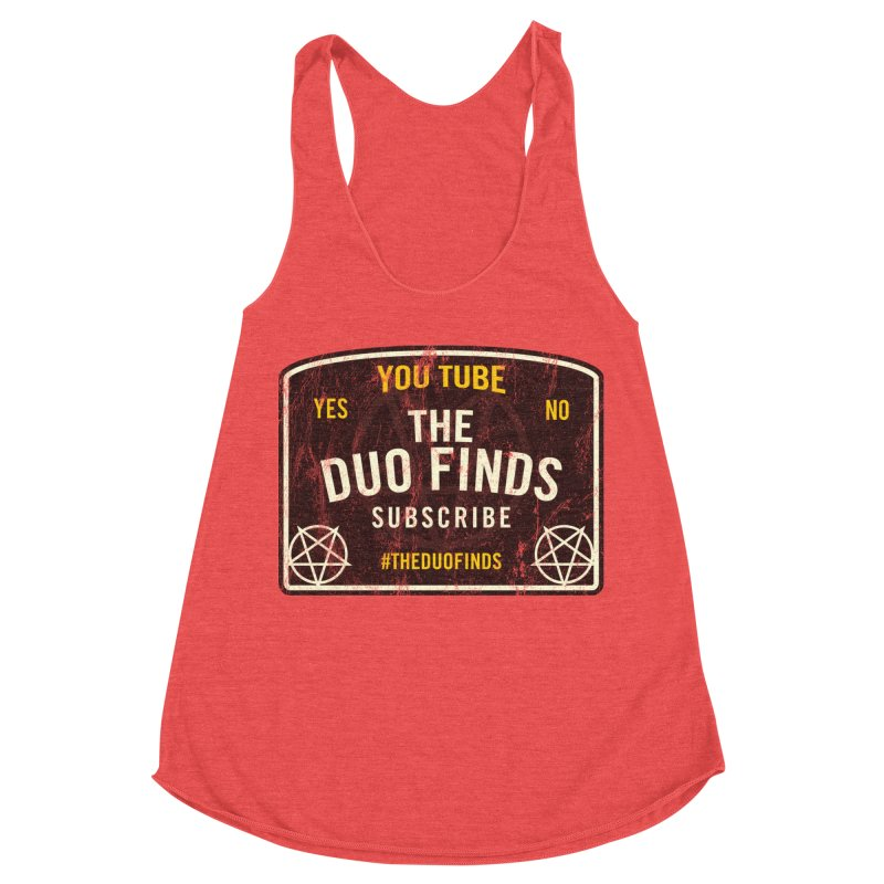 The Duo Finds Ouija Board Women's Tank by The Duo Find's Artist Shop