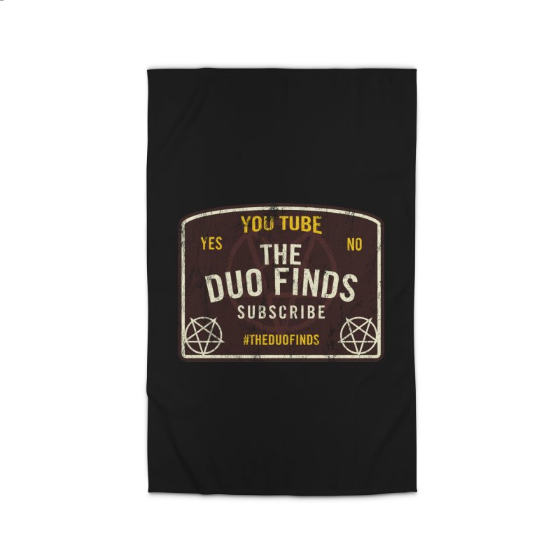 The Duo Finds Ouija Board Home Rug by The Duo Find's Artist Shop