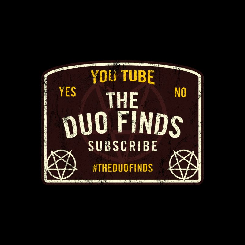 The Duo Finds Ouija Board Men's V-Neck by The Duo Find's Artist Shop