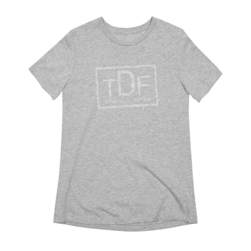 TDF for Life. Spoof. Get it? Women's Extra Soft T-Shirt by The Duo Find's Artist Shop