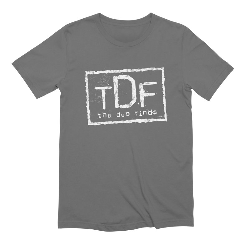 TDF for Life. Spoof. Get it? Men's Extra Soft T-Shirt by The Duo Find's Artist Shop