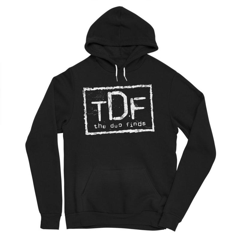 TDF for Life. Spoof. Get it? Women's Sponge Fleece Pullover Hoody by The Duo Find's Artist Shop