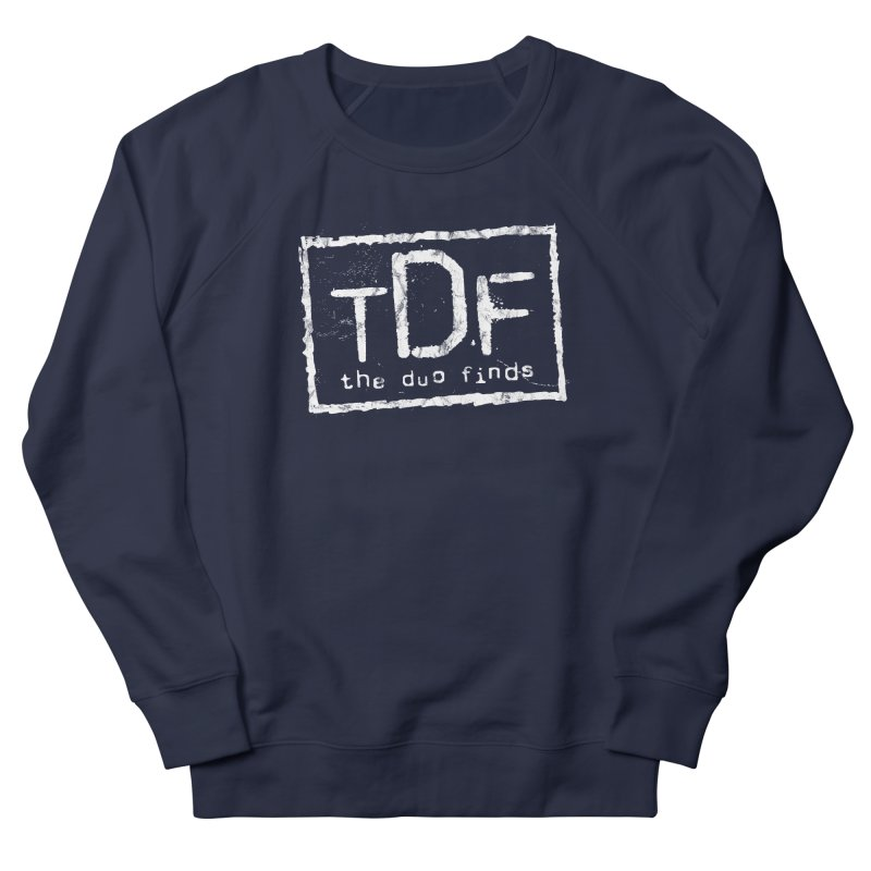 TDF for Life. Spoof. Get it? Men's French Terry Sweatshirt by The Duo Find's Artist Shop