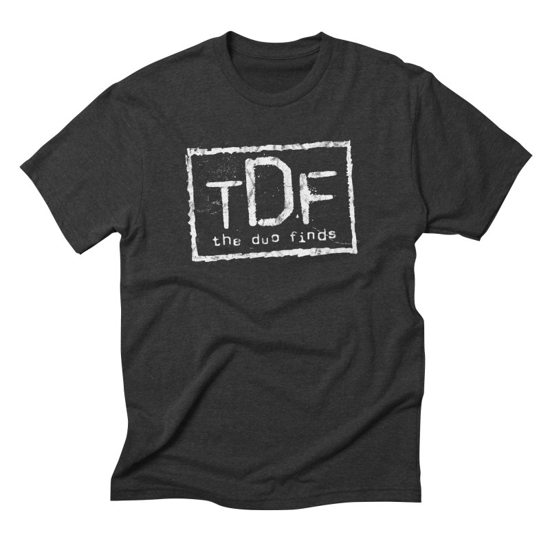 TDF for Life. Spoof. Get it? Men's Triblend T-Shirt by The Duo Find's Artist Shop