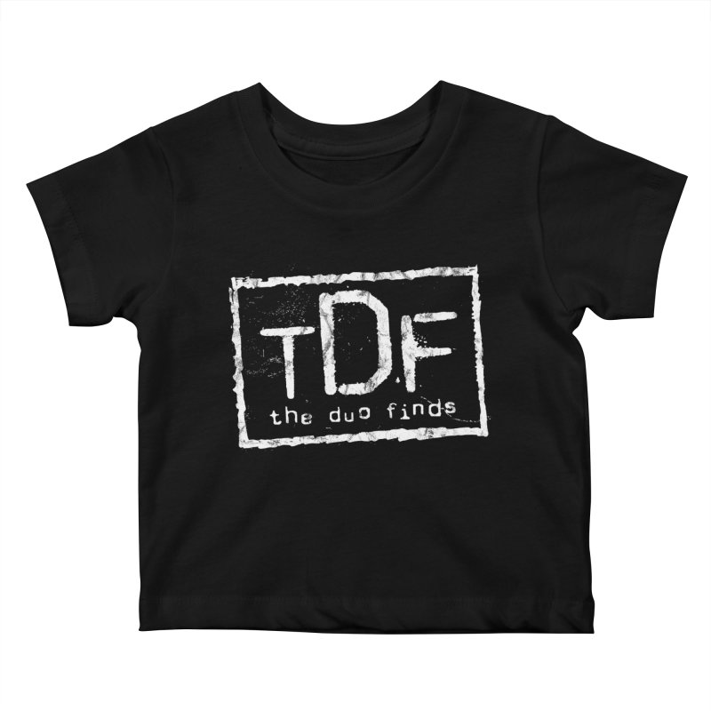 TDF for Life. Spoof. Get it? Kids Baby T-Shirt by The Duo Find's Artist Shop