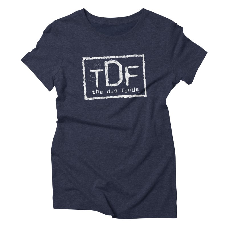 TDF for Life. Spoof. Get it? Women's T-Shirt by The Duo Find's Artist Shop