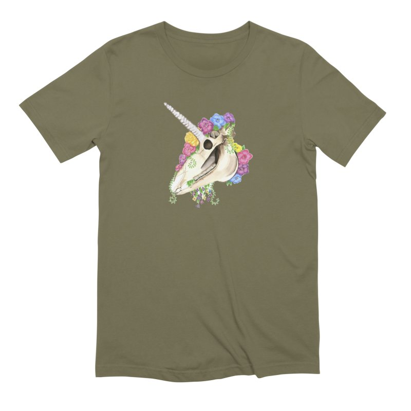 Uniskull Men's Extra Soft T-Shirt by Dura Mater