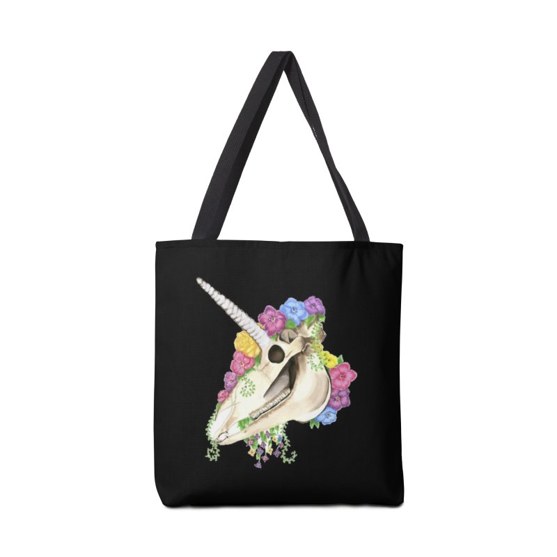 Uniskull Accessories Tote Bag Bag by Dura Mater