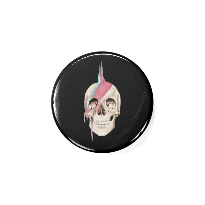 Starskull Accessories Button by Dura Mater