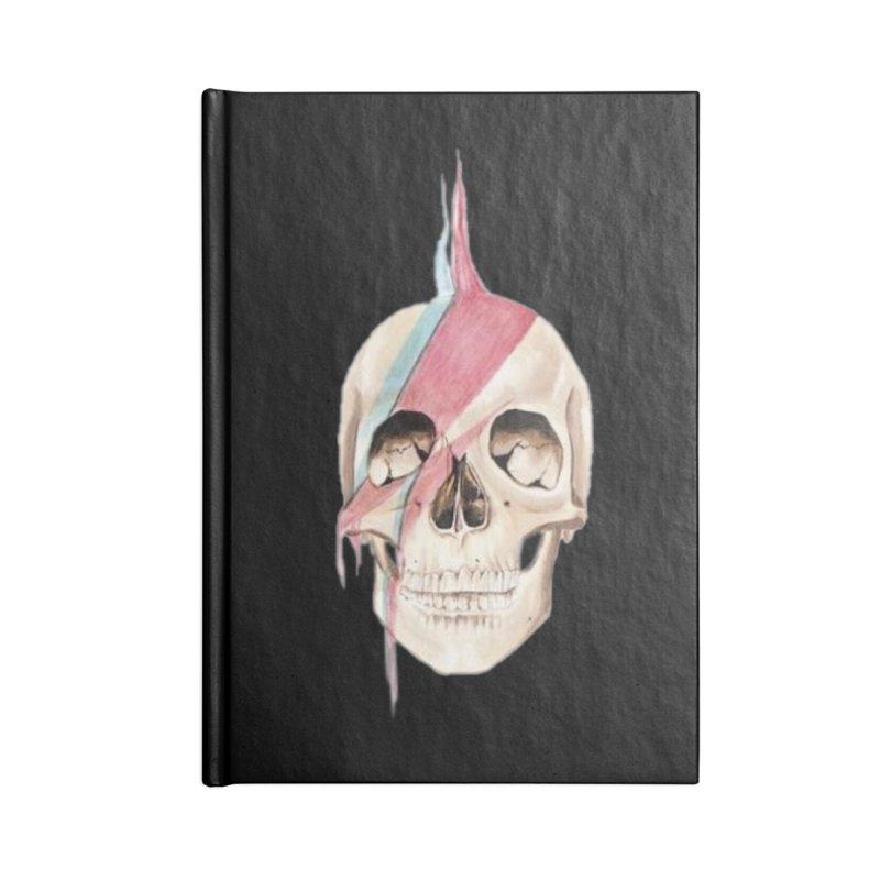 Starskull Accessories Blank Journal Notebook by Dura Mater