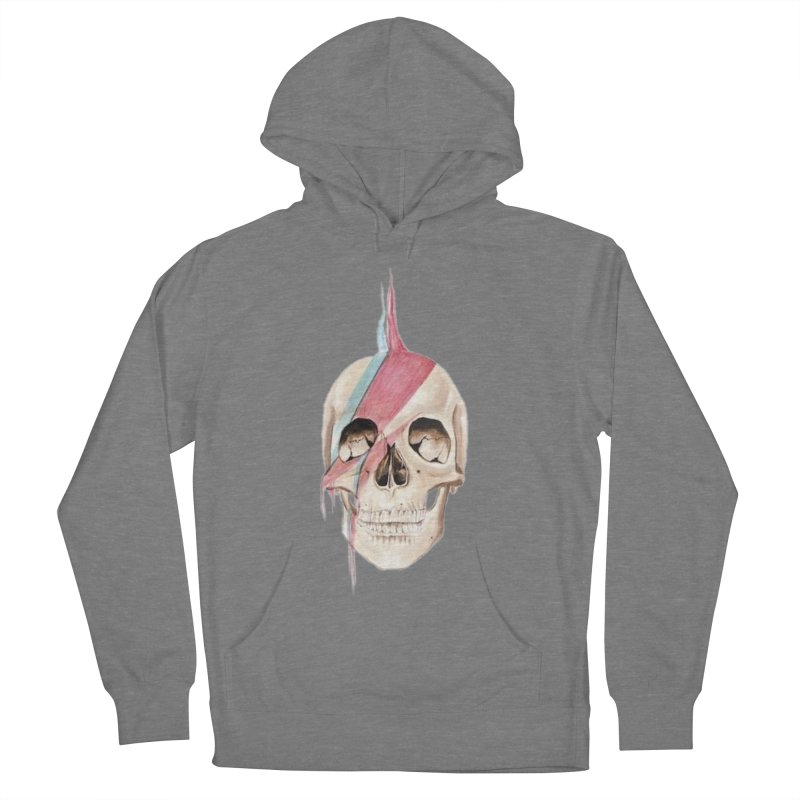 Starskull Women's French Terry Pullover Hoody by Dura Mater