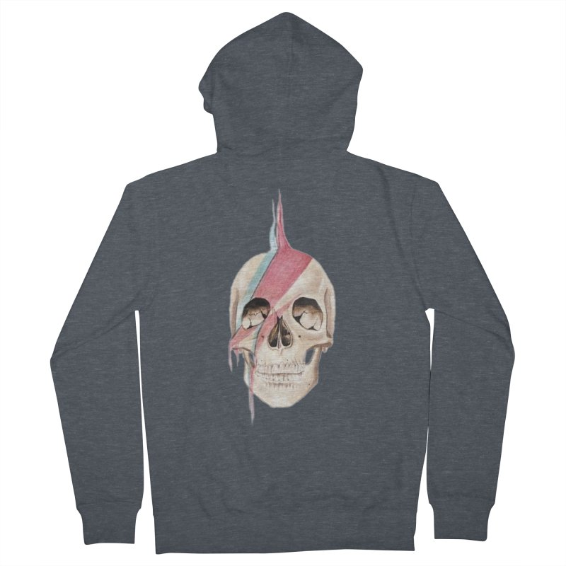 Starskull Men's French Terry Zip-Up Hoody by Dura Mater