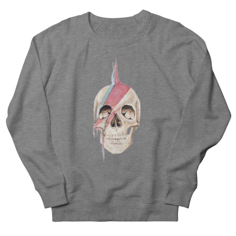 Starskull Women's French Terry Sweatshirt by Dura Mater