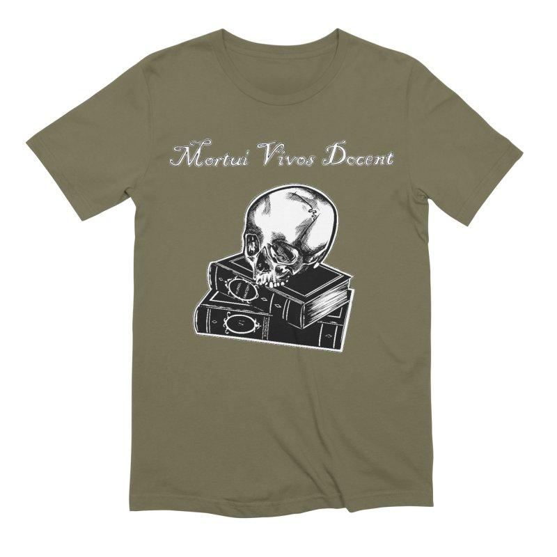 Mortui Vivos Docent Men's T-Shirt by Dura Mater