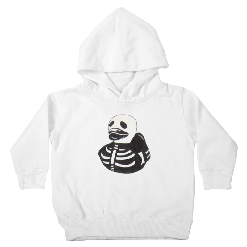 Dead Duck Kids Toddler Pullover Hoody by Dura Mater