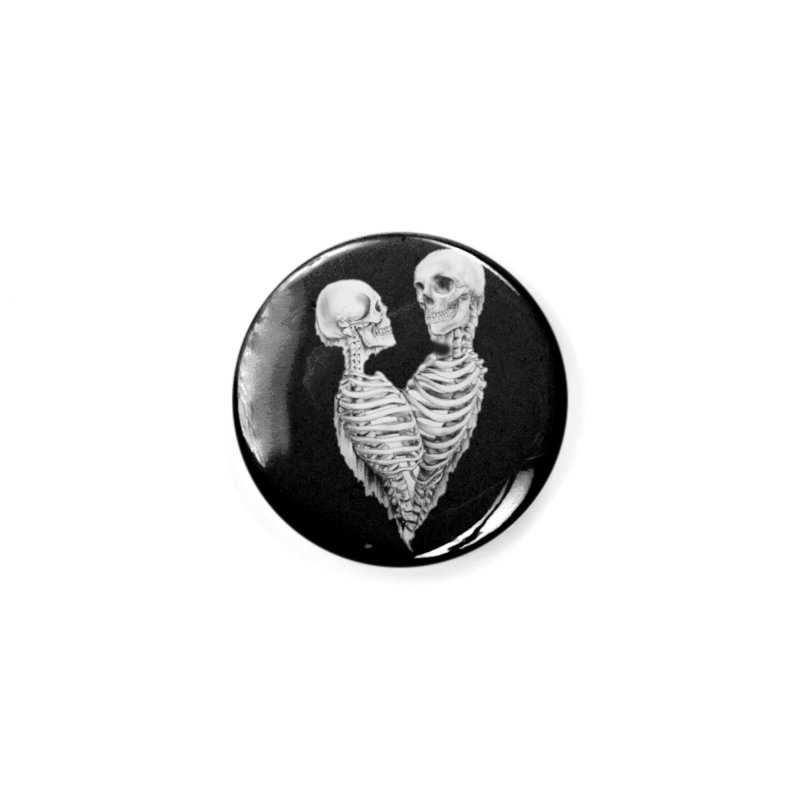 Skeleheart Accessories Button by Dura Mater