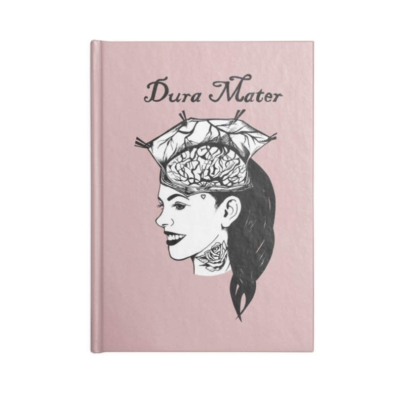 Dura Mater Accessories Notebook by Dura Mater