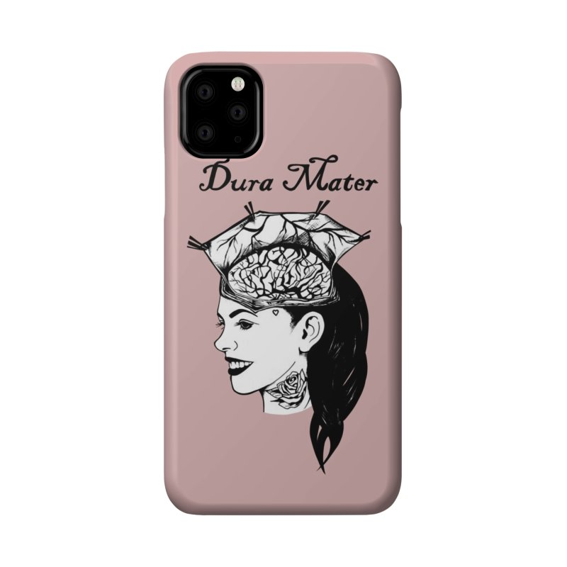 Dura Mater Accessories Phone Case by Dura Mater