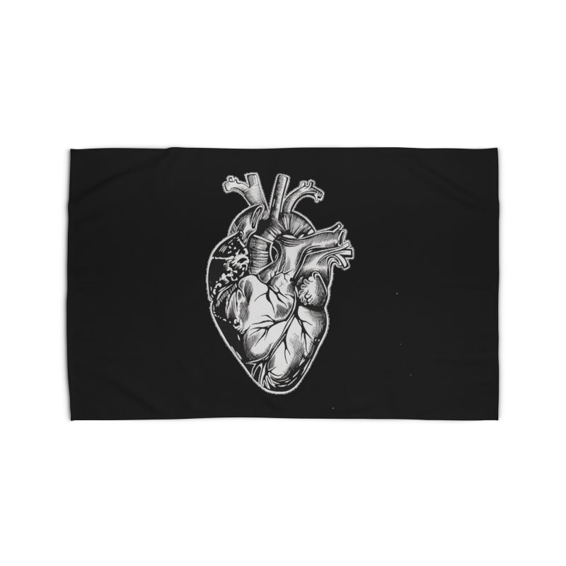 iheartautopsy Home Rug by Dura Mater