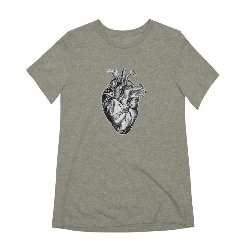 iheartautopsy Women's Extra Soft T-Shirt by Dura Mater