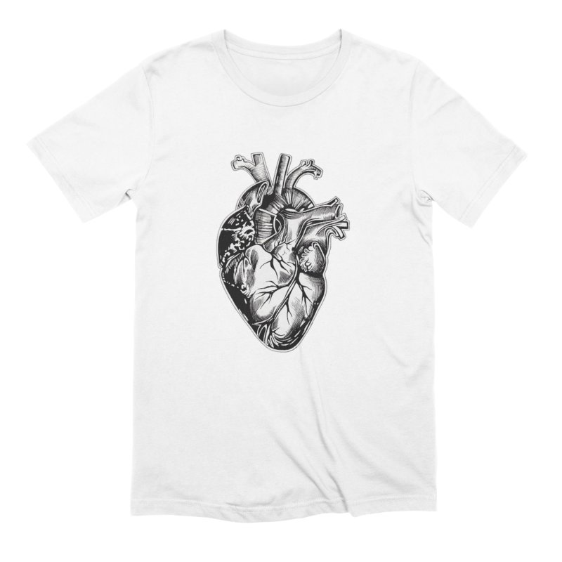 iheartautopsy Men's Extra Soft T-Shirt by Dura Mater
