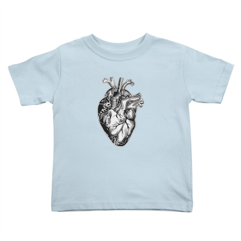 iheartautopsy Kids Toddler T-Shirt by Dura Mater