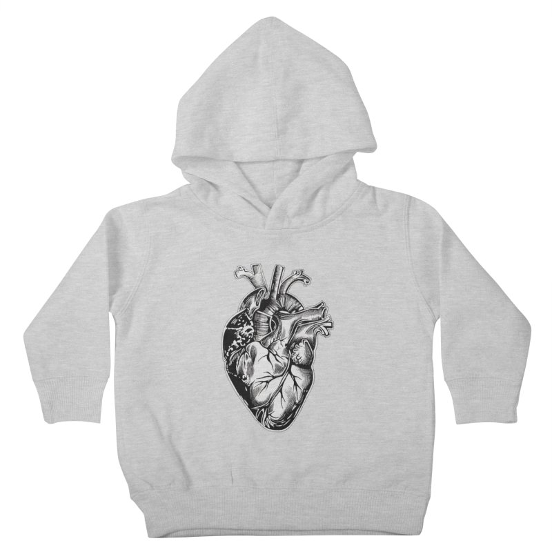 iheartautopsy Kids Toddler Pullover Hoody by Dura Mater