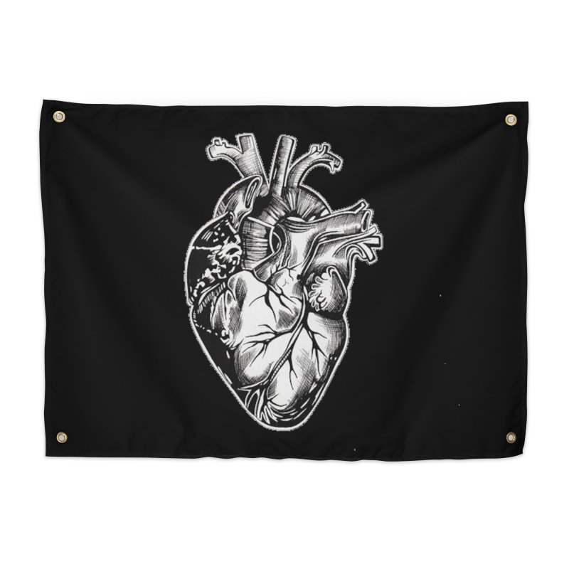 iheartautopsy Home Tapestry by Dura Mater