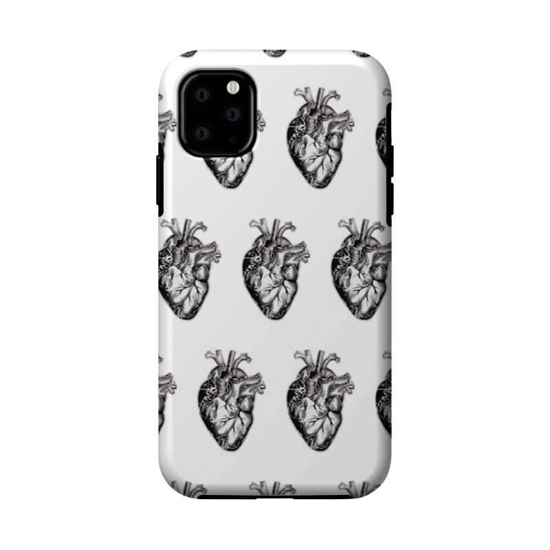 ihearthearts in iPhone 11 Phone Case Tough by Dura Mater