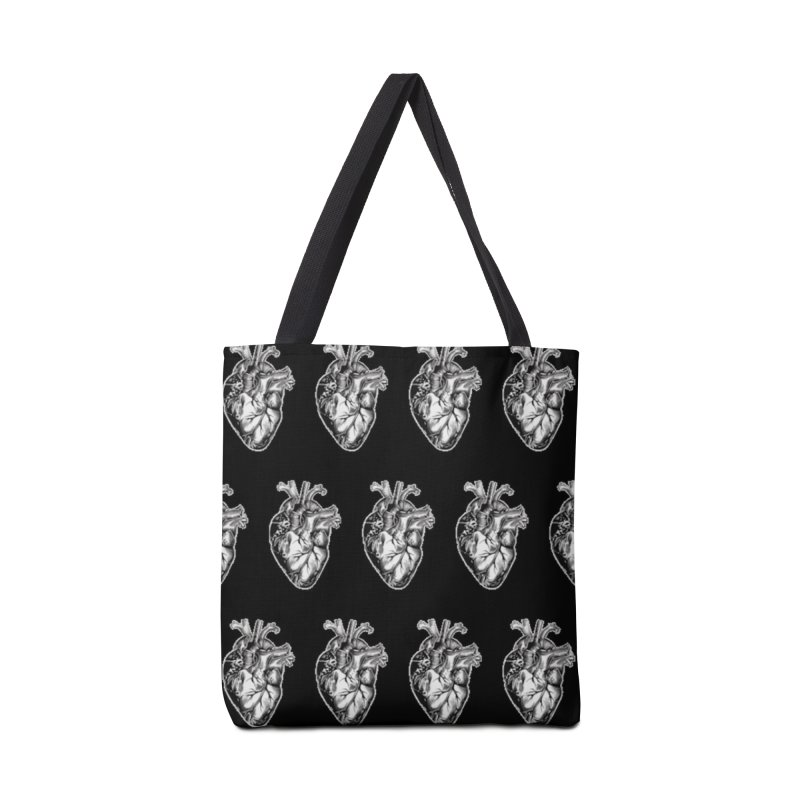 ihearthearts Accessories Tote Bag Bag by Dura Mater