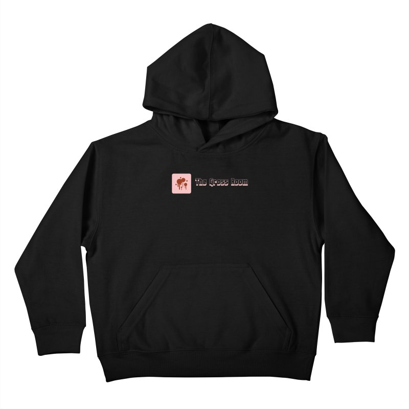The Gross Room Kids Pullover Hoody by Dura Mater