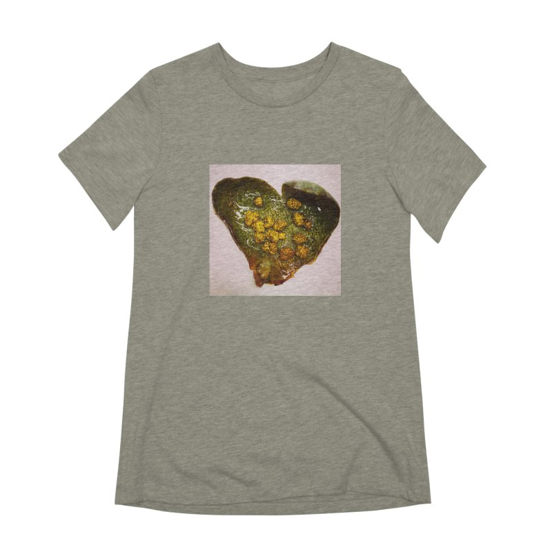 Gallstone Love Women's Extra Soft T-Shirt by Dura Mater