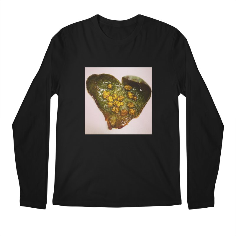 Gallstone Love Men's Regular Longsleeve T-Shirt by Dura Mater