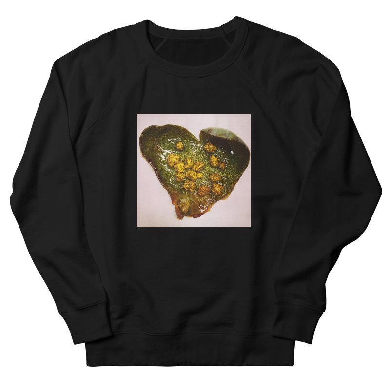Gallstone Love Women's French Terry Sweatshirt by Dura Mater