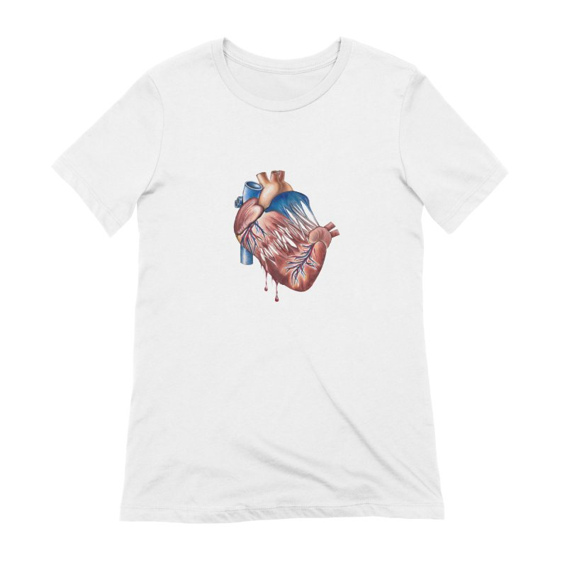 Love Will Tear Us Apart Women's Extra Soft T-Shirt by Dura Mater