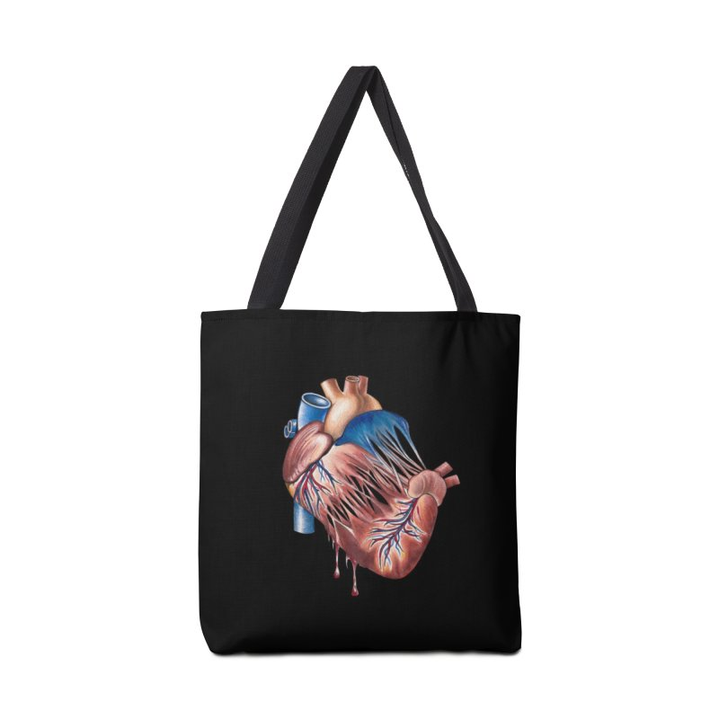 Love Will Tear Us Apart Accessories Tote Bag Bag by Dura Mater