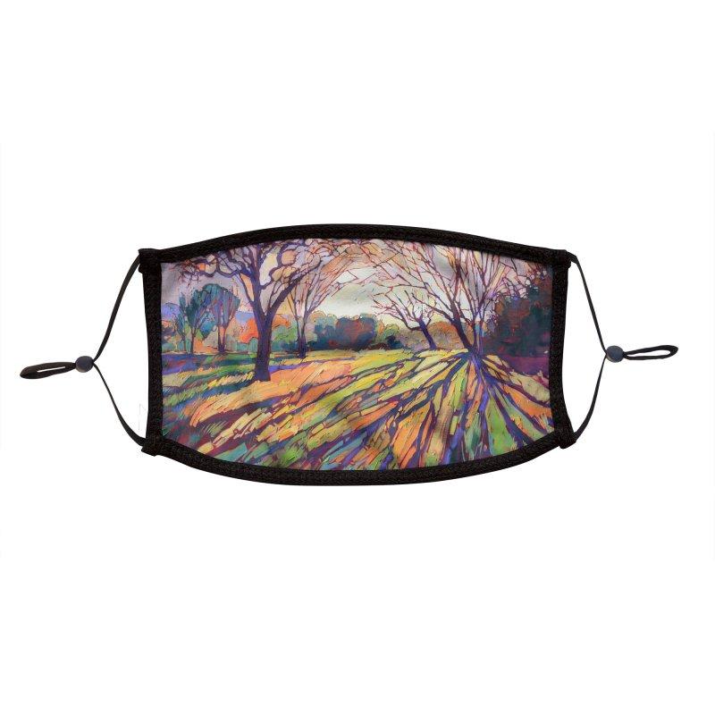"""Crystal Light"" Face Mask by Erin Hanson Accessories Face Mask by The Erin Hanson Gallery's Artist Shop"