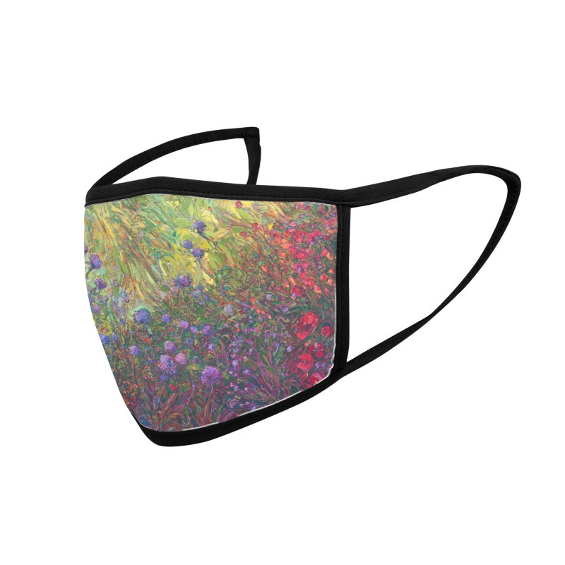 """""""Field of Blooms"""" Face Mask by Erin Hanson Accessories Face Mask by The Erin Hanson Gallery's Artist Shop"""