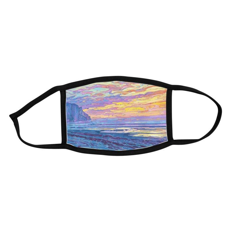 """Coastal Mist"" Face Mask by Erin Hanson Accessories Face Mask by The Erin Hanson Gallery's Artist Shop"
