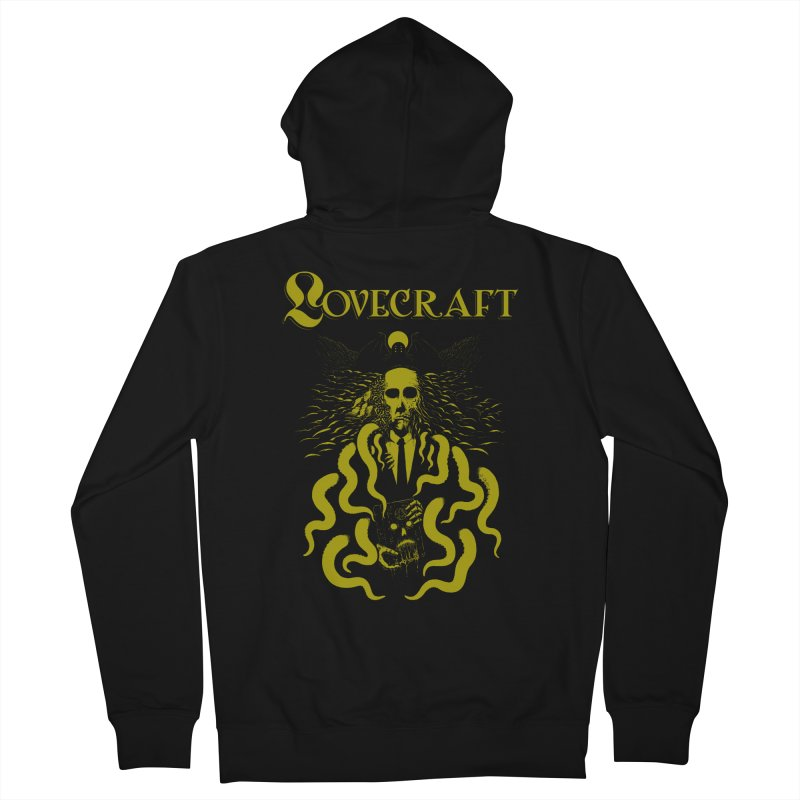 Fear of the Unknown  Women's Zip-Up Hoody by The Evil Goods Shop