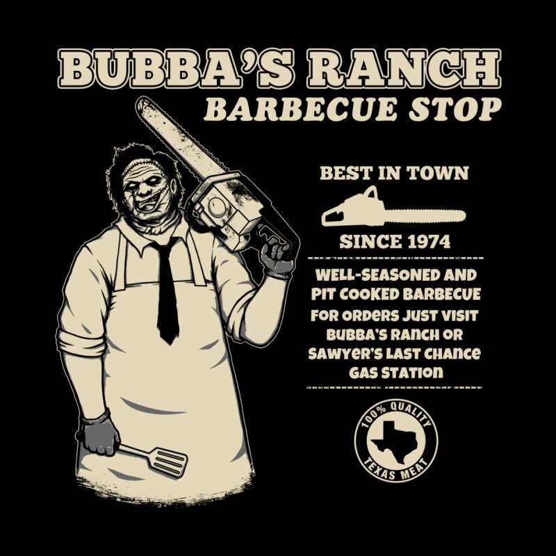 Bubba's Ranch BBQ Stop None  by The Evil Goods Shop