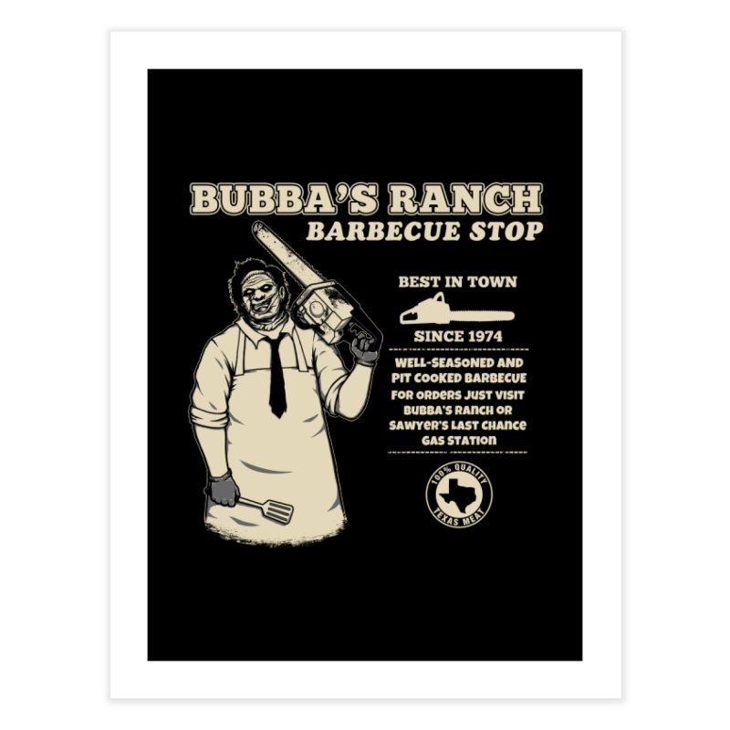 Bubba's Ranch BBQ Stop   by The Evil Goods Shop