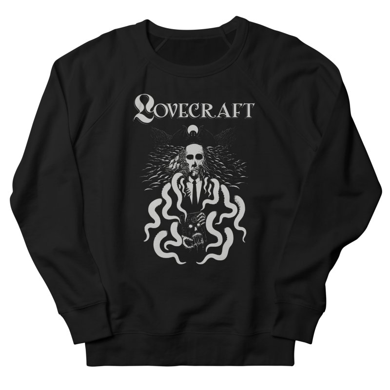 Fear the Unknown Men's Sweatshirt by The Evil Goods Shop