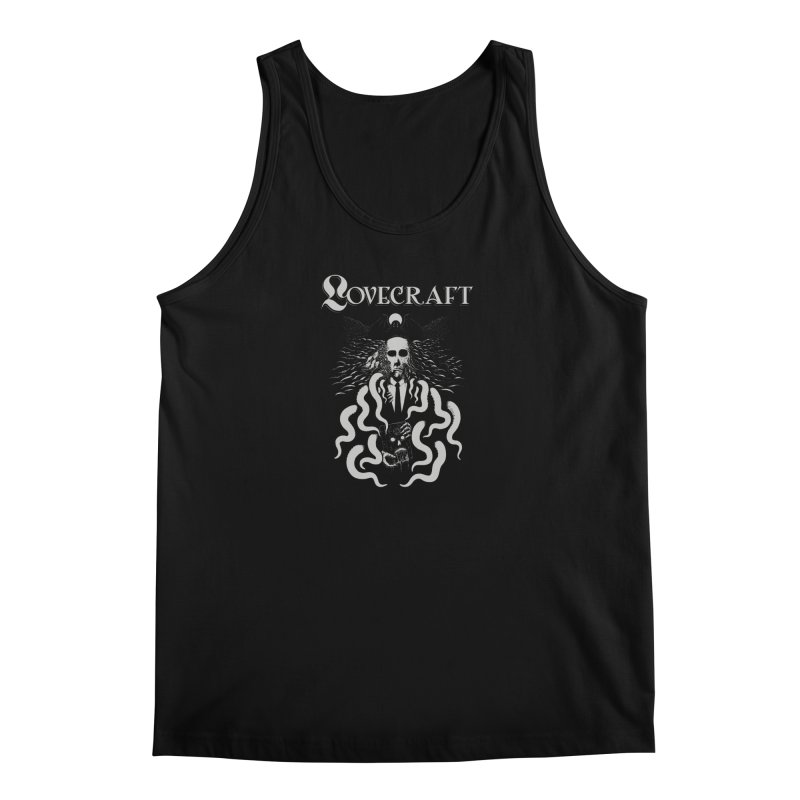 Fear the Unknown Men's Tank by The Evil Goods Shop