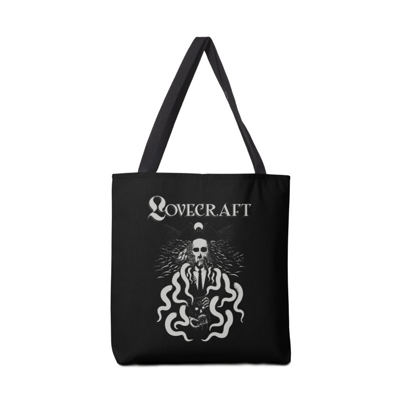 Fear the Unknown Accessories Bag by The Evil Goods Shop