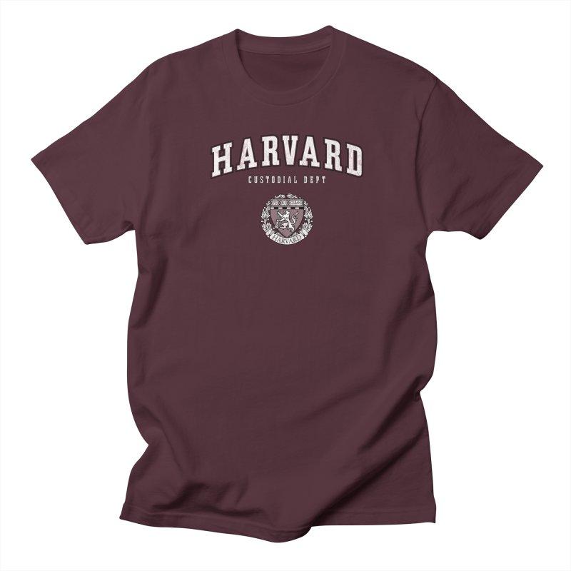 Harvard Custodial Dept   by The Factorie's Artist Shop