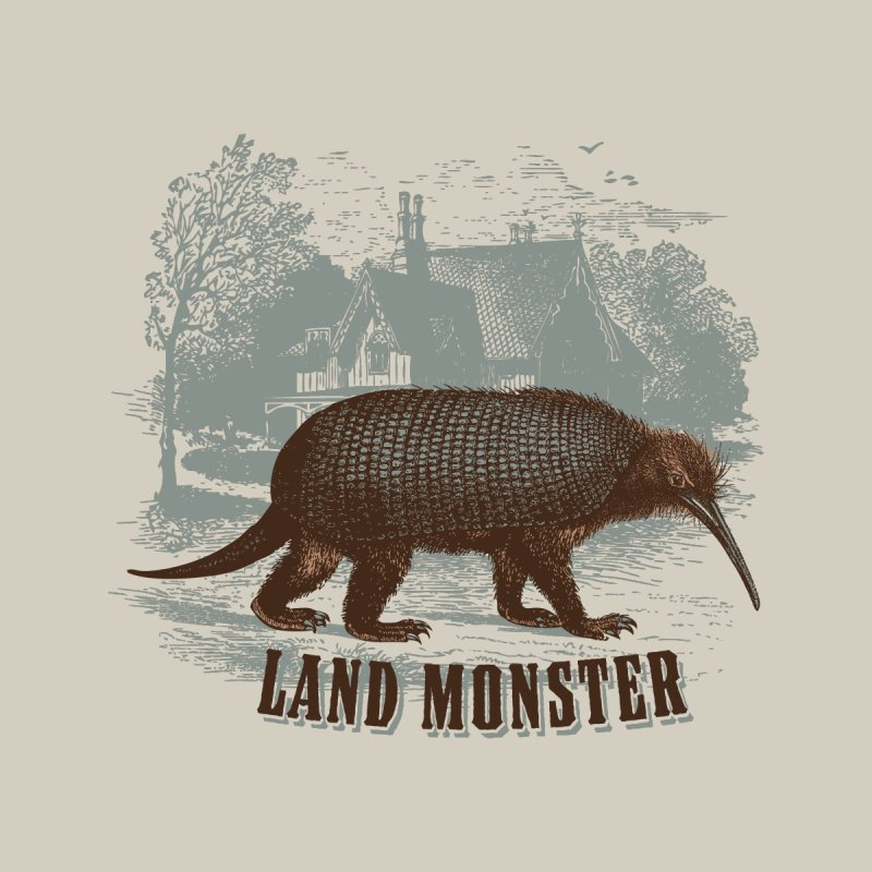 Landmonster None  by The Factorie's Artist Shop