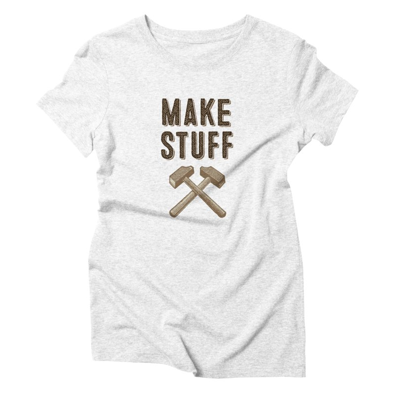 Make Stuff   by The Factorie's Artist Shop