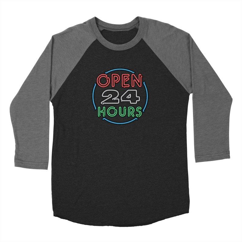 Up All Night Women's Longsleeve T-Shirt by The Factorie's Artist Shop