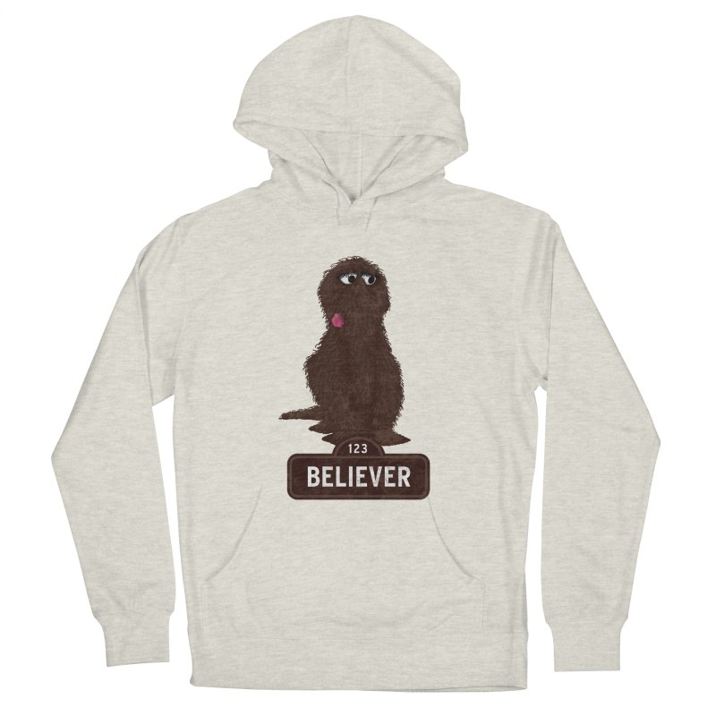 Old Skool Men's French Terry Pullover Hoody by The Factorie's Artist Shop